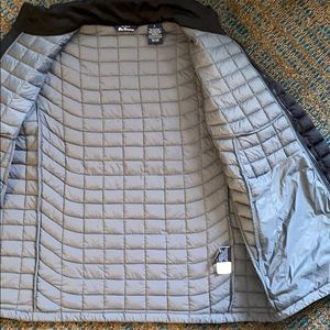 Ben Sherman Jackets & Coats - BEN SHERMAN - Black Quilted Signature Coat Size L